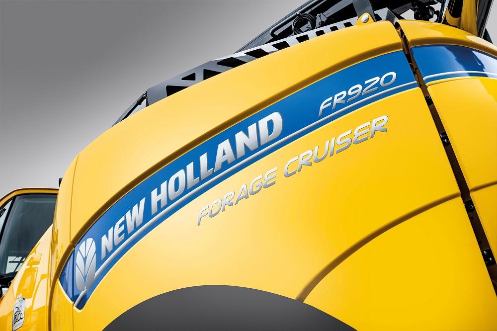 New Holland viert het 60 jarige jubileum van de FR Forage Cruiser