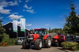 Smeermiddelen landbouwmachines