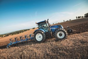 New Holland breidt T6-serie uit met 6-cilinder T6.160 Dynamic Command