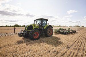 Verhoogde efficiëntie door CEMOS voor tractoren nu door DLG erkend