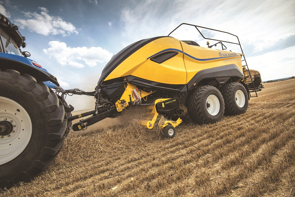 New Holland wint Good Design Award voor BigBaler 1920 High Density