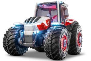 Steyr wint Good Design award voor 'Konzept' tractor