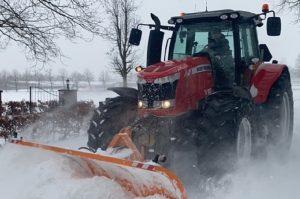 Winterweer toont onmisbaarheid boeren aan
