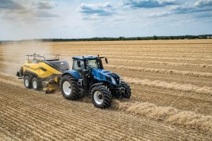 New Holland BigBaler 1290 High Density wordt uitgebreid met nieuw Packer-model