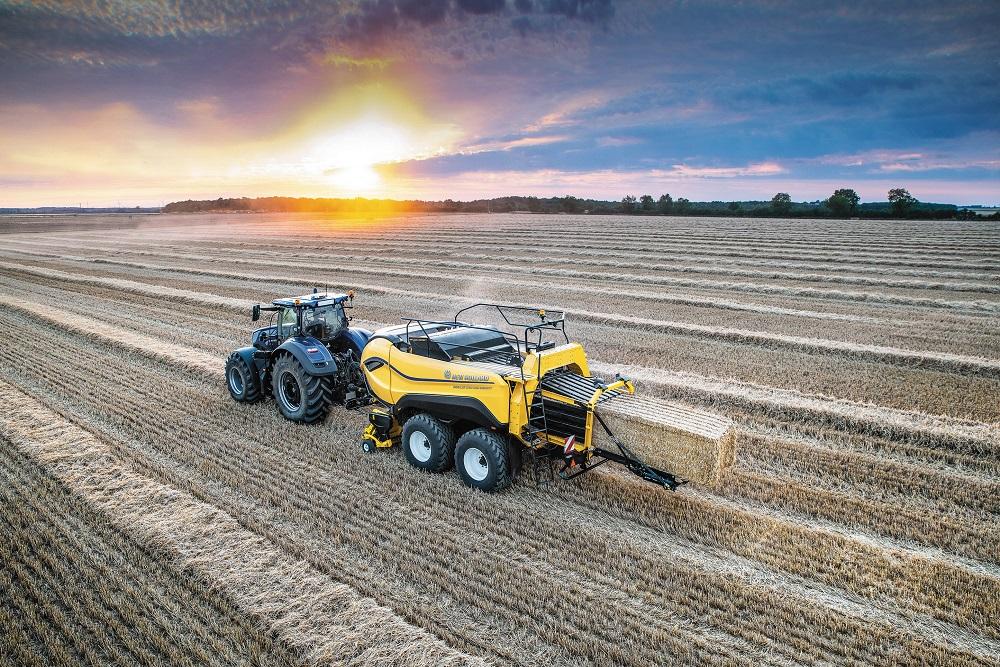 New Holland BigBaler 1290 High Density wordt uitgebreid met nieuw Packer-model