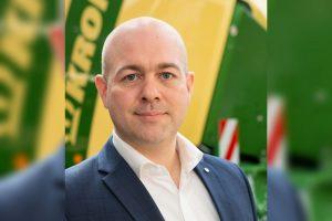 Markus Steinwendner nieuwe Krone marketing manager