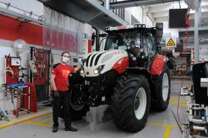 CNH Industrial wint 'Best International Operating Company' in Oostenrijk