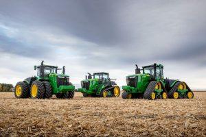 Nieuwe 9-serie tractoren van John Deere: Sterker en slimmer