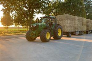 John Deere 6175R: Veelzijdig landbouwbedrijf heeft groengele voorkeur