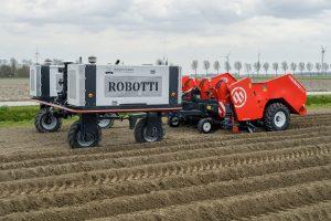 Dewulf en Agrointelli onderzoeken autonome oplossing aardappelteelt