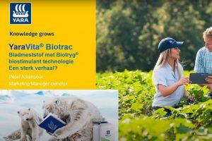 Lees hier het sterke verhaal over maïsstress… en de oplossing