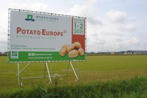 PotatoEurope 2021 geannuleerd