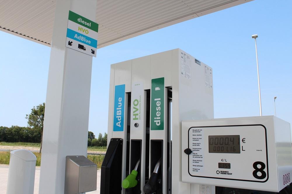 Wat is HVO diesel?