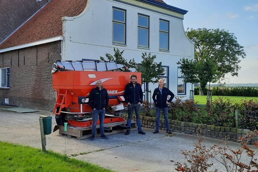 ABH Machinery nieuwe dealer voor Kuhn, Rauch, Einböck en Bergmann